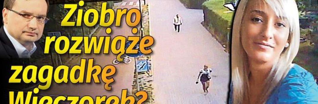 SUPER EXPRESS: Ziobro rozwiąże tajemnicę zaginięcia Iwony Wieczorek?